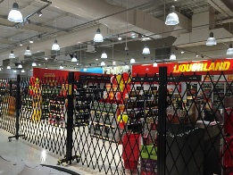 ATDC Installs Leading Safety Barrier at Liquorland in ACT