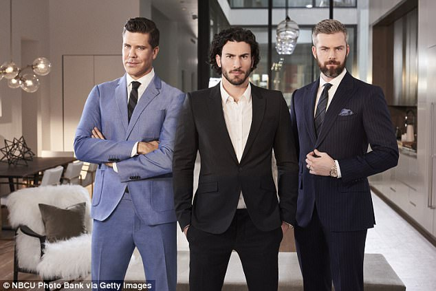 Sell, sell, sell: Million Dollar Listing returns to Bravo Thursday night with new realtor Steve