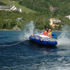Water Sports Tubing - Mont Tremblant