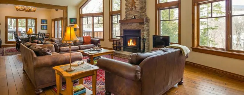Property Feature: New Chalet - Mountain View