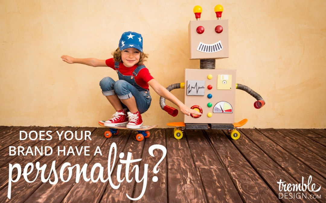 What is your brand's personality?