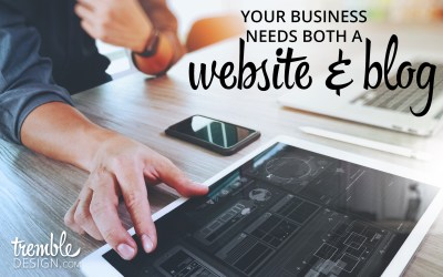 Getting started with a website and blog