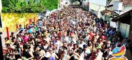 Carnaval de Tremembé atrai público recorde de 150 mil foliões