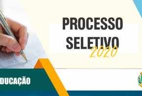 Edital de divulgação do gabarito do Processo Seletivo 01/2020