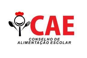 Cronograma das ações, calendário de visitas e de reuniões do CAE- Conselho de Alimentação Escolar.