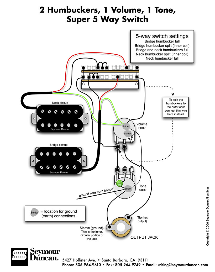 Ibanez 3 Way Switch Wiring - Merzie.net