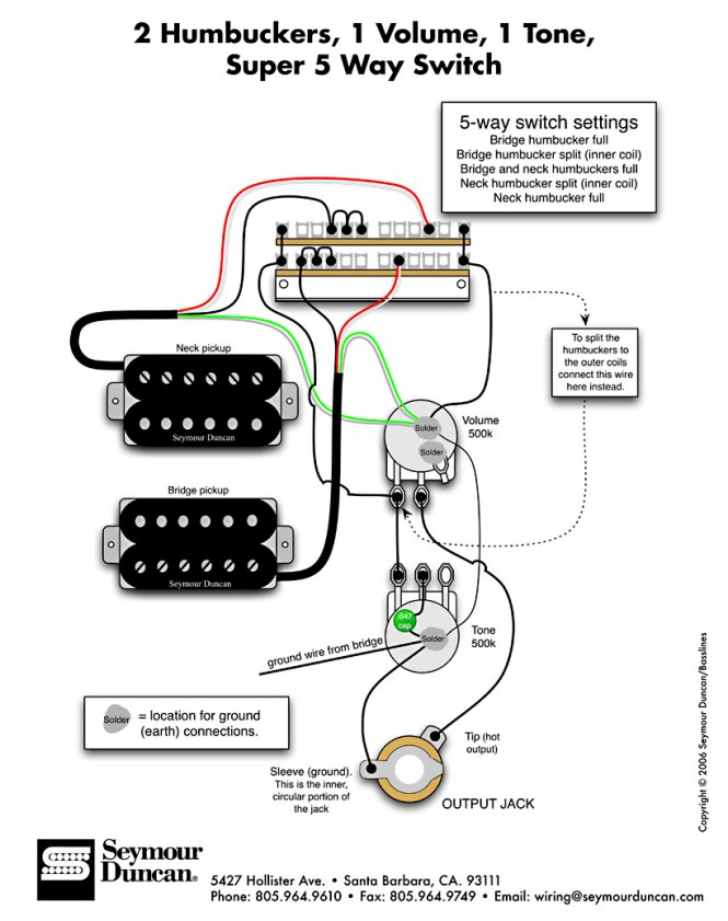 guitar wiring diagram 2 humbucker 1 volume 1 tone guitar 2 humbucker 1 volume 1 tone wiring 2 auto wiring diagram schematic on guitar wiring diagram