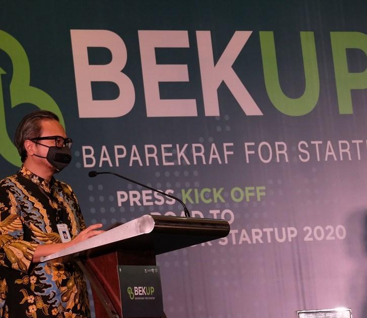 Program BEKUP Kembali Digelar, Bidik 500 Start-Up