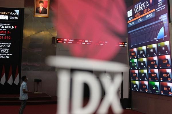 Wow! Perusahaan Raup Duit di Bursa Efek Hingga November 2020 Tembus Rp100,1 Triliun
