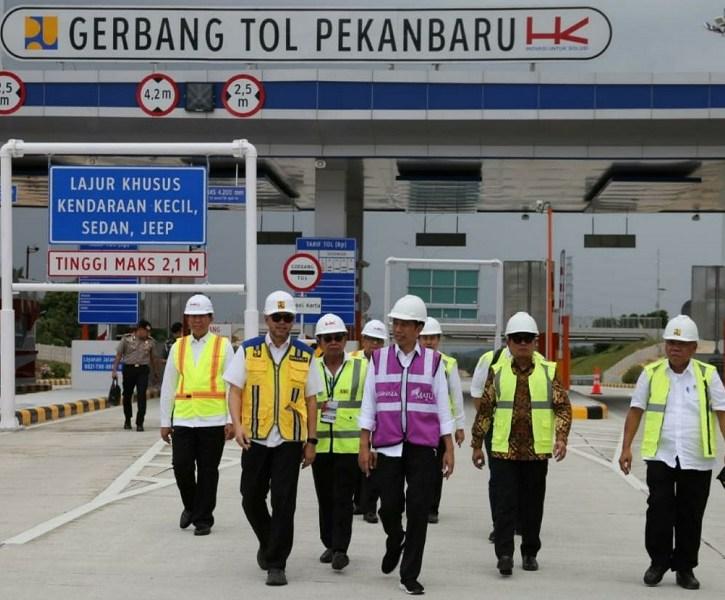 Dipangkas! Jokowi Siap Bangun 201 Proyek Strategis Nasional, Anggaran Rp4.809,7 Triliun