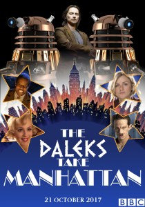 The Daleks Take Manhattan
