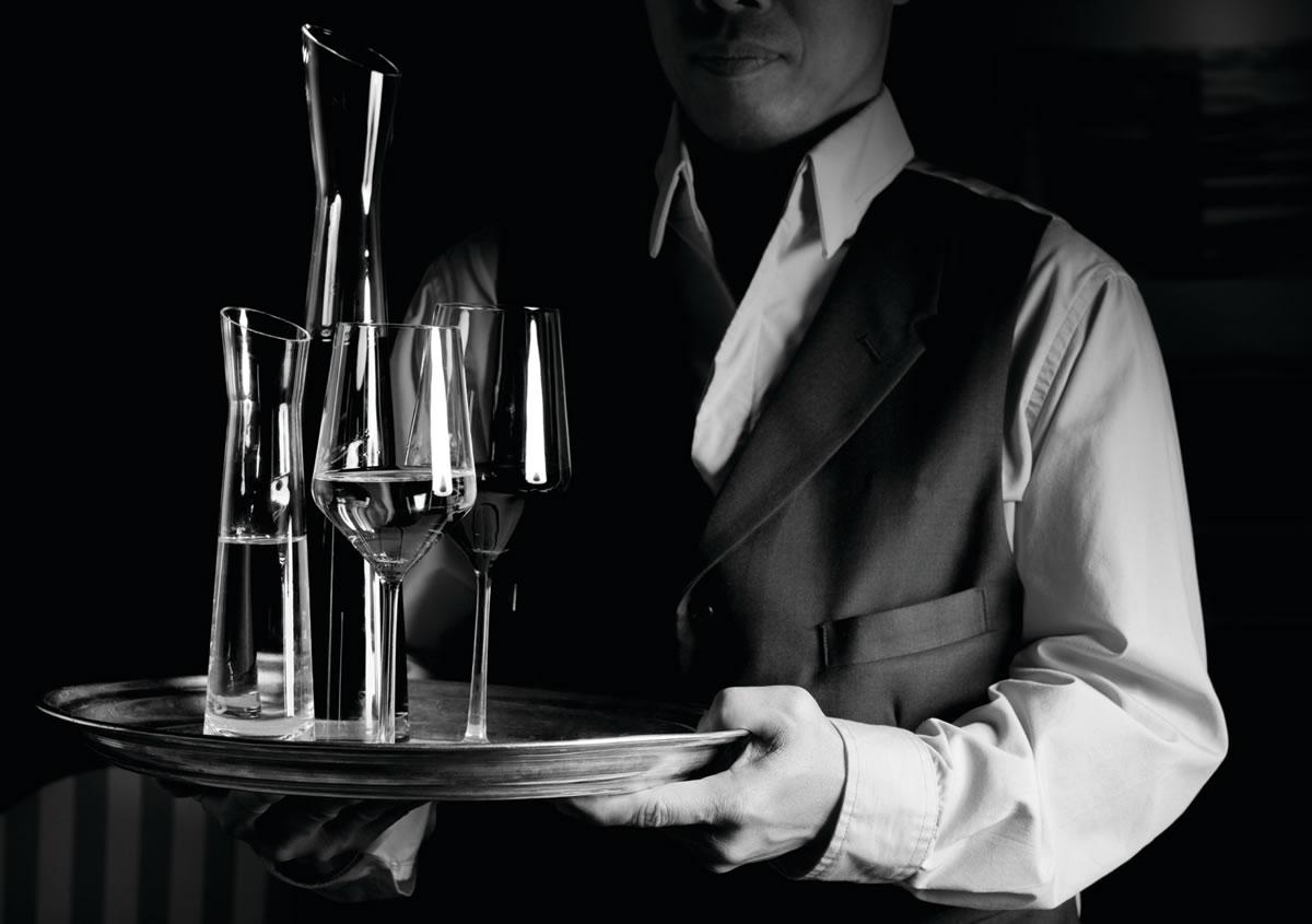 Resultado de imagen de wine waiter