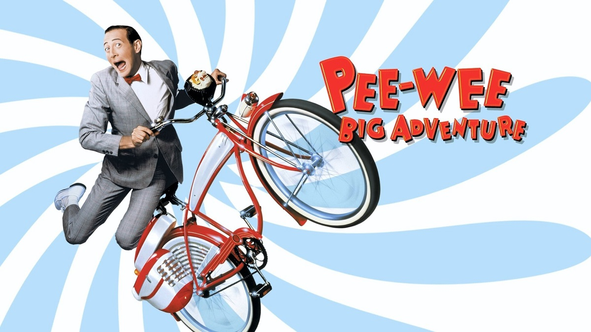 Image result for pee wee big adventure