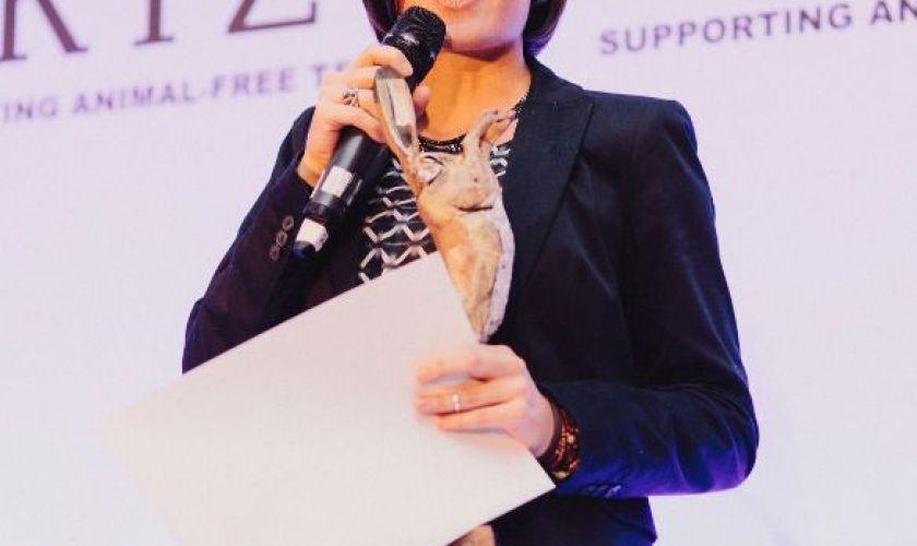Bianca Marigliani, 2015 Lush Prize Young Researcher     winner