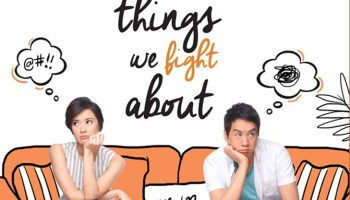 10 Things We Fight About book by Richard and Maricar Poon