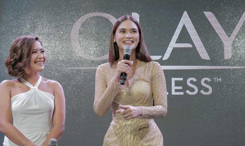 Olay Total Effects Brand Ambassador Pia Wurtzbach