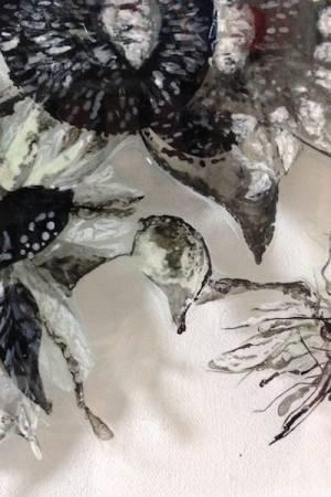 Atsuko Yamagata – Being Updated (detail)