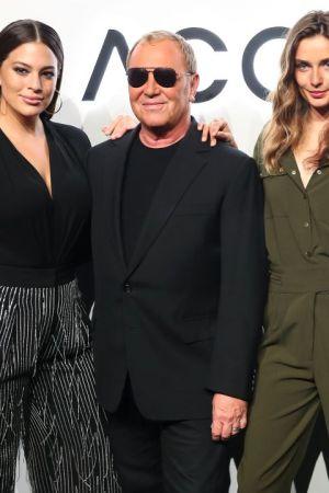 Ashley Graham, Michael Kors, Andreea Diaconu