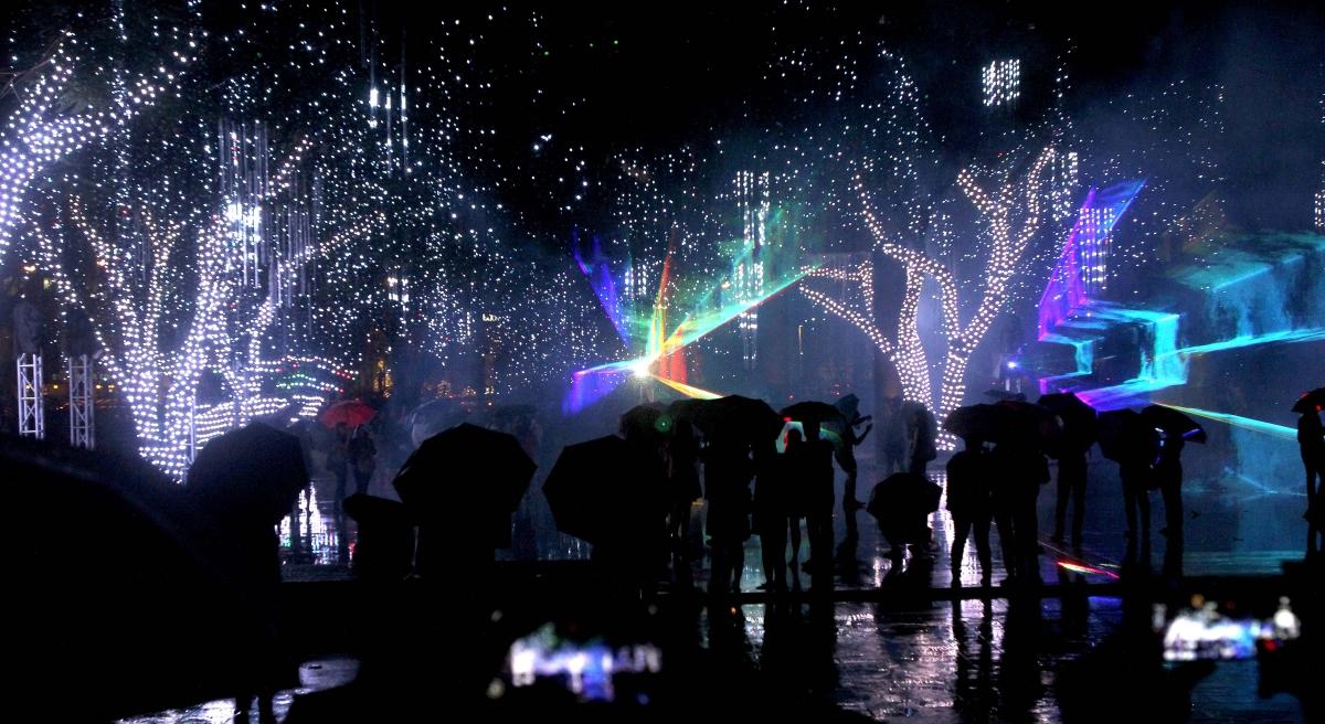 luminaries spectacular lighting display. Related Luminaries Spectacular Lighting Display