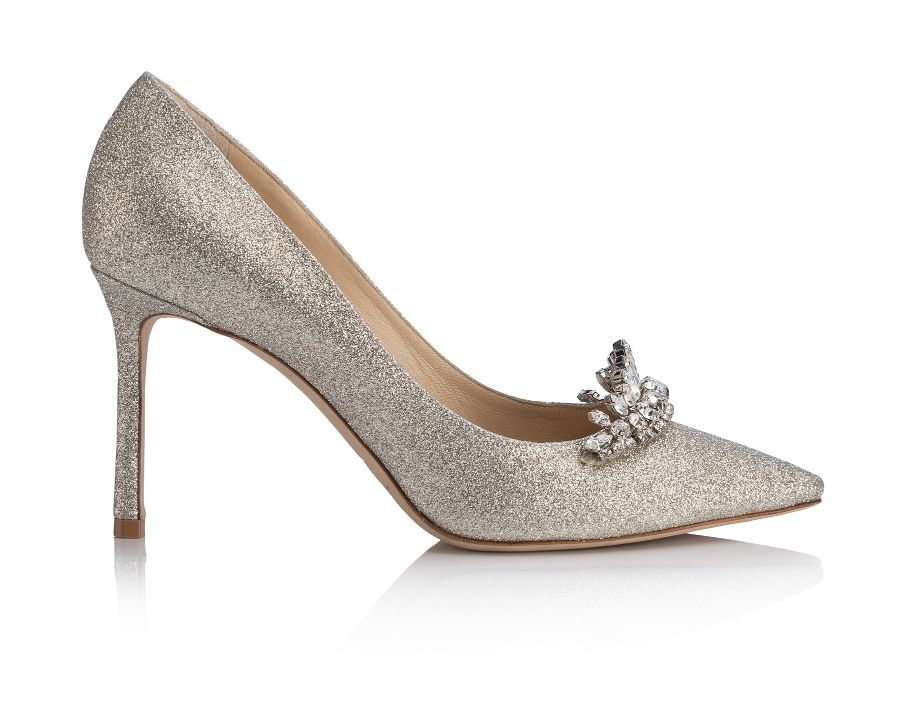 32e4f82fecec Enchanted moments become reality with the handcrafted Cinderella-inspired  shoe AVRIL. The iconic glass slipper is reimagined with this enchanting