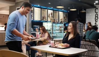 BTS3 – Gabby approaching Sharon while she eats her Chicken McDo and Fries