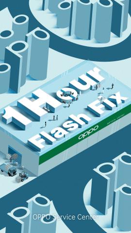 OPPO Introduces its 1-Hour Flash Fix Program – Trend Hotspot