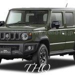 ジムニー5ドア,jimny,5door,gypsy