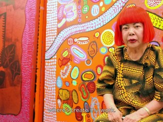 Yayoi Kusama: Let's Fight Together