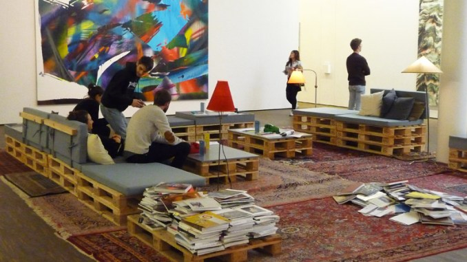 My Abstract World @ me Collectors Room Berlin