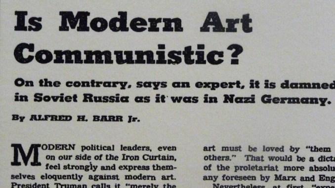 Culturele Vrijheid in de Koude Oorlog