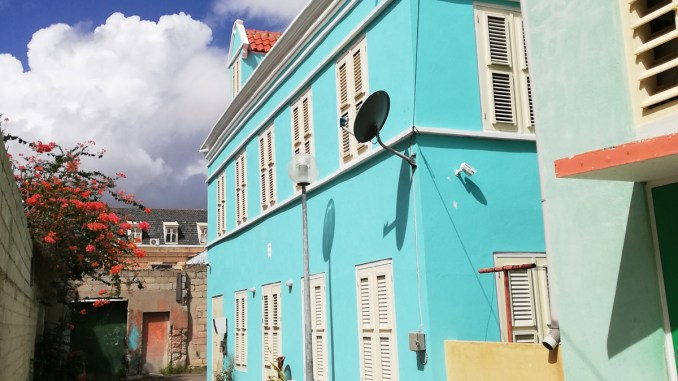 UniArte, gastatelier Curaçao