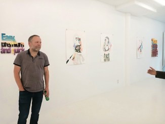 Opening Niels Post en Petra van Noort @ NL=US