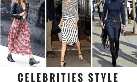 Stile delle celebrità