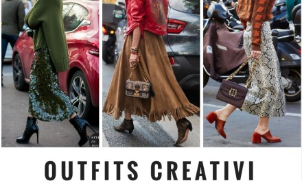Outfits creativi