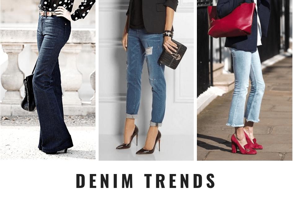 Denim trends