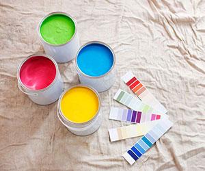 Farby akrylowe i lateksowe