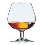 Kieliszki do koniaku oraz brandy