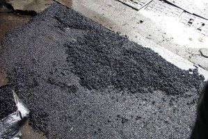 Masa asfaltowo-żywiczna
