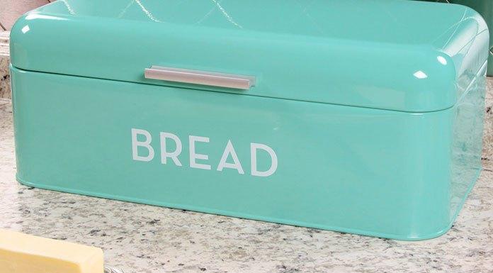 Niebieski chlebak