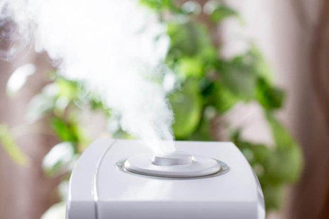 działanie nawilżacza powietrza