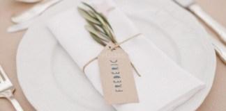 serwetki na wesele