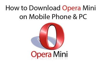 download free opera mini for java mobile phone