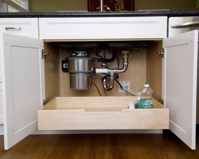 Drawer Cabinet Designs For Your Narrow Houses 31