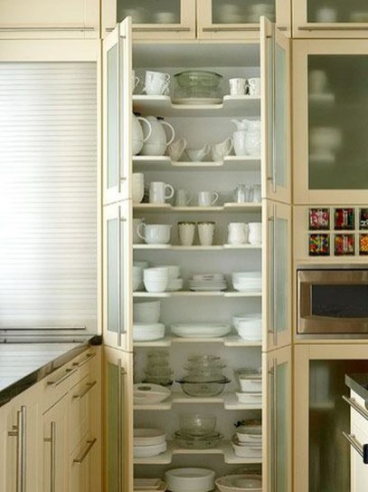 Functional Dish Storage Inspirations For Your Kitchen 32