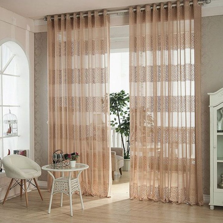 Guide To Choosing Curtains For Your Minimalist House 06