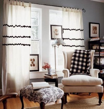 Guide To Choosing Curtains For Your Minimalist House 08