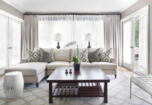 Guide To Choosing Curtains For Your Minimalist House 15