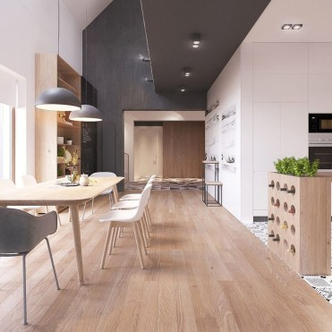 Wooden Interior Inspirations For Different Rooms In The House 15