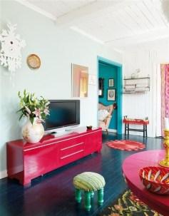 Apartment With Colorful Interior Design 02