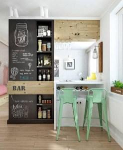 Apartment With Colorful Interior Design 20